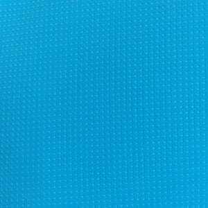 Turquoise MITI Dri-Tech Stretch Fabric Abrasion Resistant, Wicking