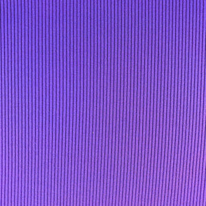 Violet Shadow Soft, Comfortable Rib Trim Fabric