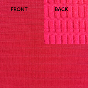 Watermelon Powergrid Odor Resistant Wicking Breathable Next to Skin Base Layer Fabric