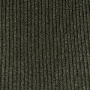 Heather Charcoal Soft, Comfortable Rib Trim Fabric