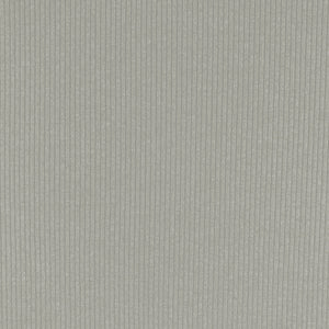 Heather Chromium Soft, Comfortable Rib Trim Fabric