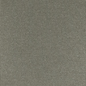Heather Slate Soft, Comfortable Rib Trim Fabric