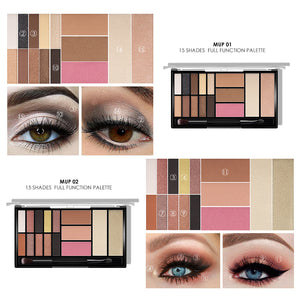 EYE SHODOW PALETTE MATTE COLOR