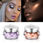 FACE HIGHLIGHTER JELLY GEL MERMAID EYE SHADOW GLOW BODY GLITTER
