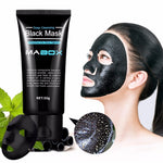 BLACK FACE MASK PEEL OFF BAMBOO CHARCOAL PURIFYING
