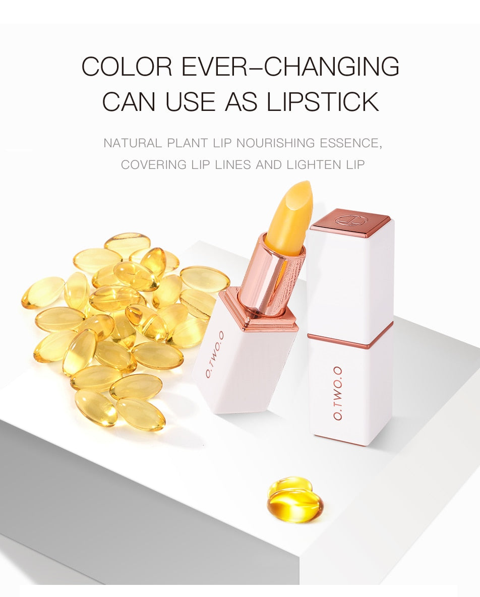 EVER CHANGING COLOR BALM LIPSTICK HYGIENIC MOISTURIZING