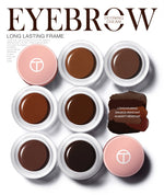SLB Eyebrow Gel 6 Colors 3D Natural Brown Shade Pro