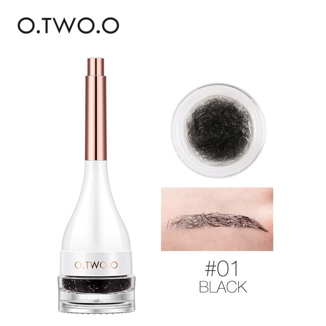 EYEBROW HAIR 3D FIBER GEL CREATE HAIR