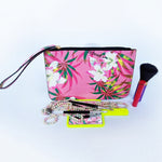 SLB Brand Fashion Woman Cosmetic Bags Card Mobile Phone Money Travel