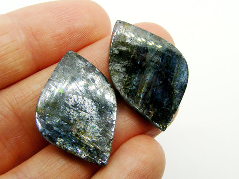 Kyanite Fancy Cut Cabs