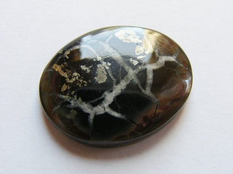Septarian Nodule Oval Cab