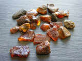 Vintage Natural Baltic Amber Nuggets