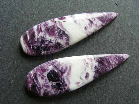 Purpurite Pear Cabs - Matching Pair