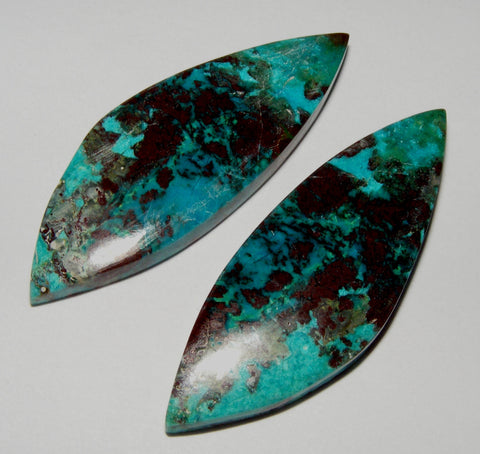 Chrysocolla Fancy Cabs