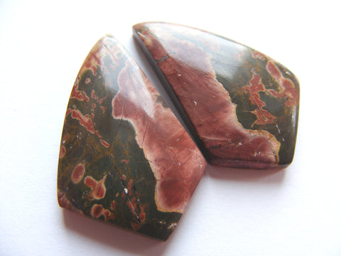 Noreena Jasper Fancy Cabs Matching Pair