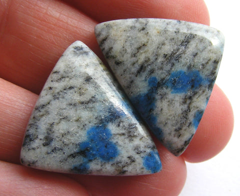 K2 Granite Triangular Cabs - Matching Pair