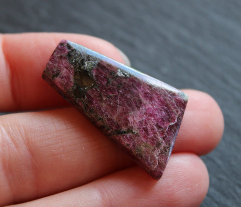 Eudialyte Fancy Cab