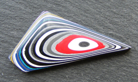 Fordite Fancy Cab