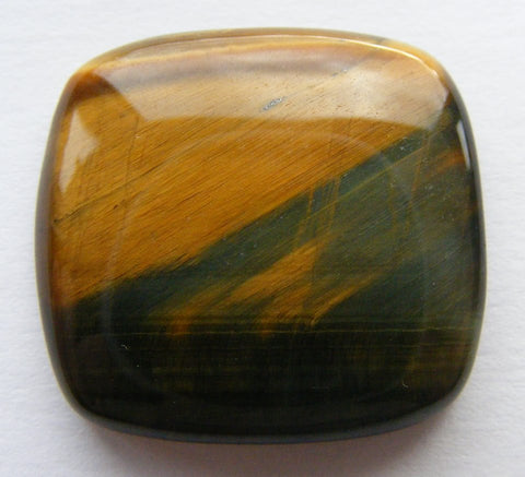 Tigers Eye Square Cab