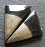 Apache Gold Triangular Cabs - Matching Pair