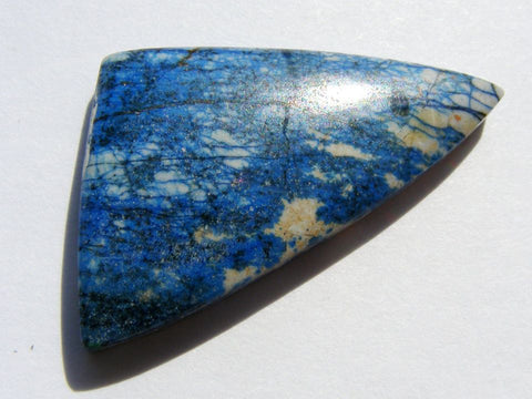 Azurite Fancy Triangular Cab