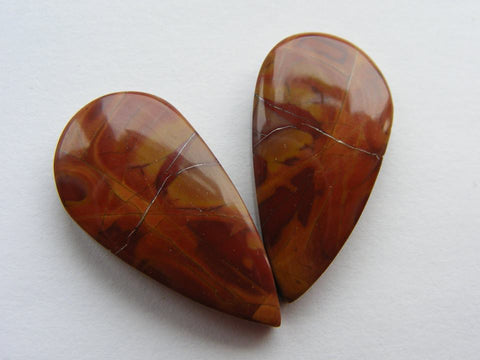 Noreena Jasper Pear Cabs - matching pair