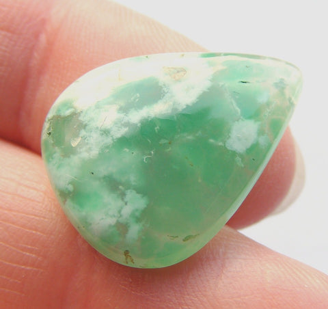 Green Opal Pear Cab