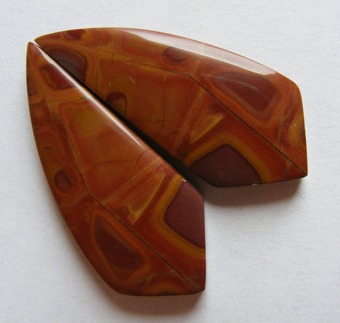 Noreena Jasper Fancy Cabs - Matched Pair