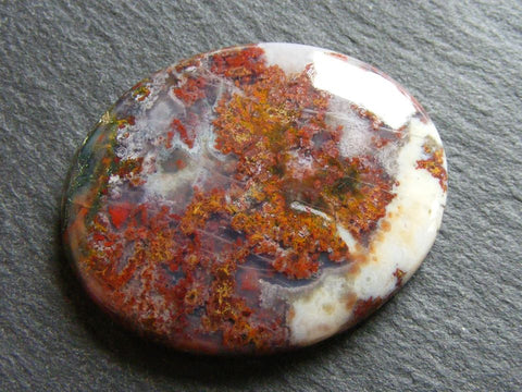 Hungarian Agate Oval Cab