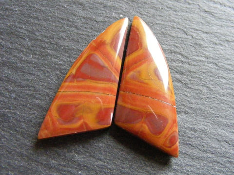 Noreena Jasper Fancy Cabs - Closely Matched Pair