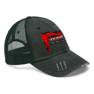 wills1mulisha Texas Two Wheel Alliance Unisex Trucker Hat