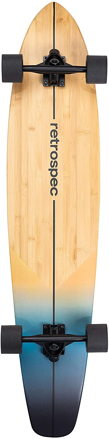 "2021 Retrospec ZED 44"" Longboards, New Great Designs To Choose From"