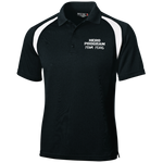 wills1mulisha HERO PROGRAM Team Texas Moisture-Wicking Tag-Free Golf Shirt