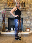 "wills1mulisha ""Lady Warrior"" Handmade Leggings"