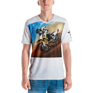 "wills1mulisha ""Team Motocross USA"" All-Over Print Men's T-shirt"
