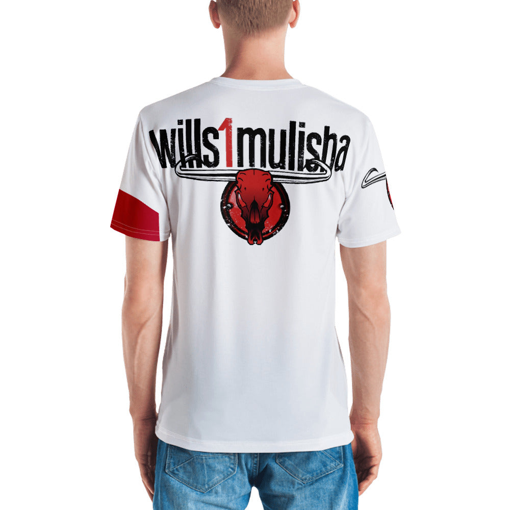 wills1mulisha Come And Take It Men's T-shirt