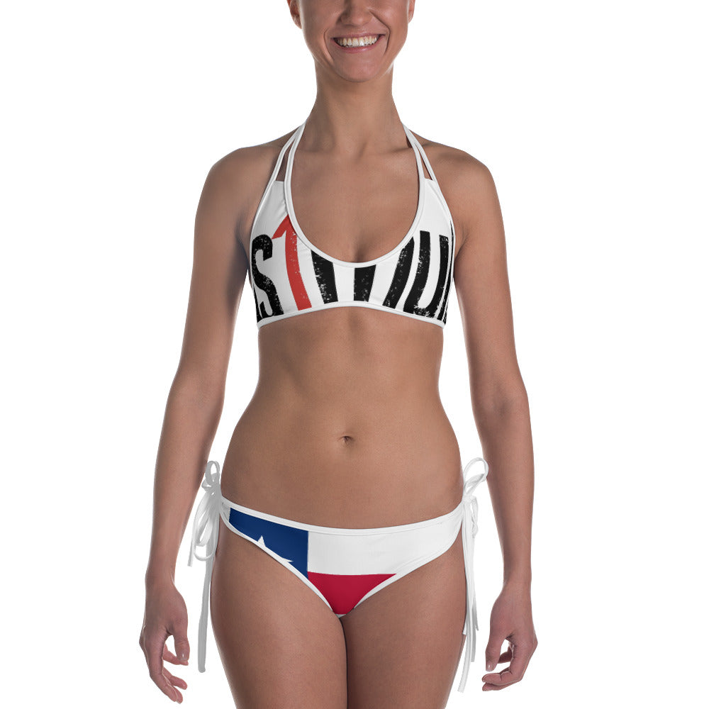 wills1mulisha Bo Dean Texas Pride Bikini