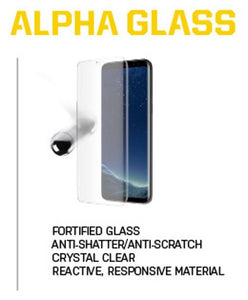 OtterBox Alpha Glass Series Screen Protector for Samsung Galaxy S8/ S8+/ S9/ S9+