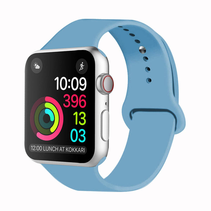 Apple Watch Series 2 Smartwatch 42mm Space Gray Aluminum Case w/Sport Band