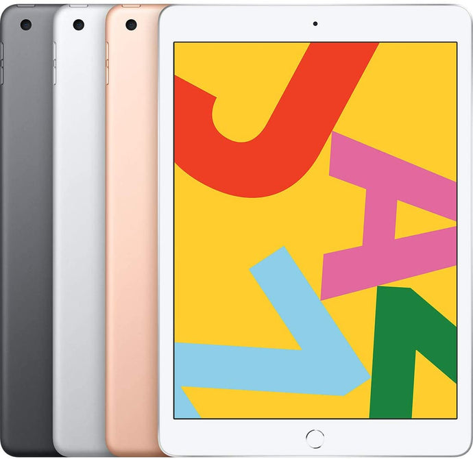 Apple iPad (10.2-inch, Wi-Fi, 32GB) - (Latest Model)