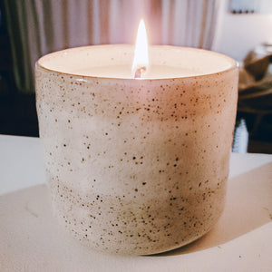 Wine Tumbler Candle