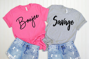 Savage Babe Tee