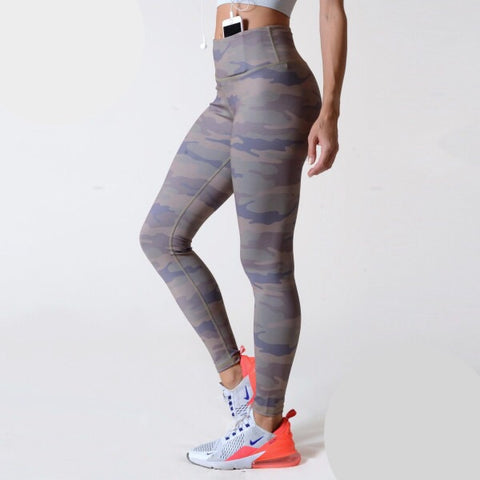 Babe Camo Leggings