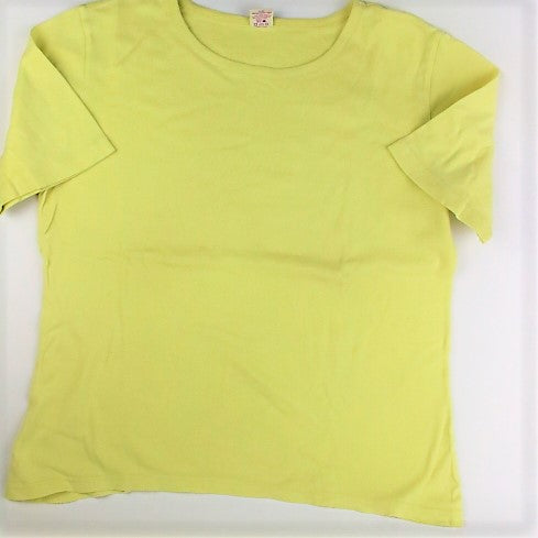 Living Crafts - T-Shirt gelb (L)