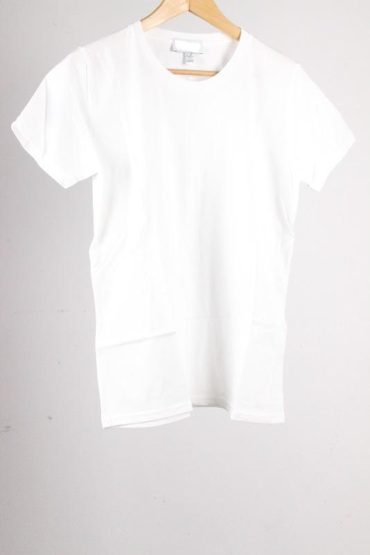 Continental Clothing - Men´s Long T-Shirt white