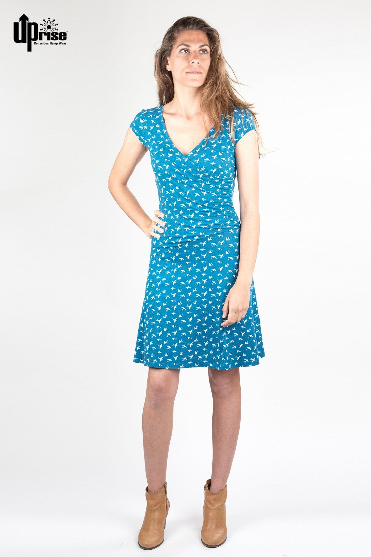 Kleid UpRise - Party Dress Pacific + galondrinas - bio und fair