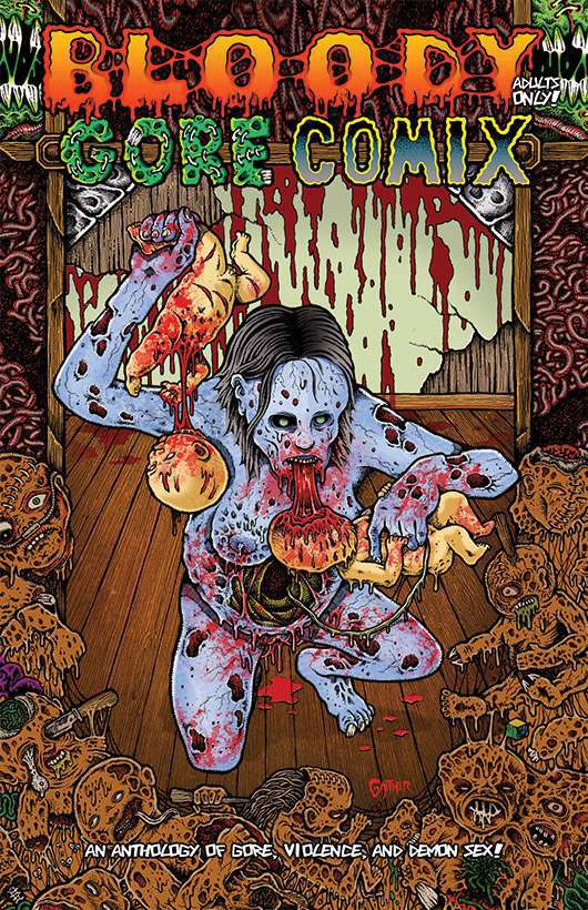 Bloody Gore Comix Anthology