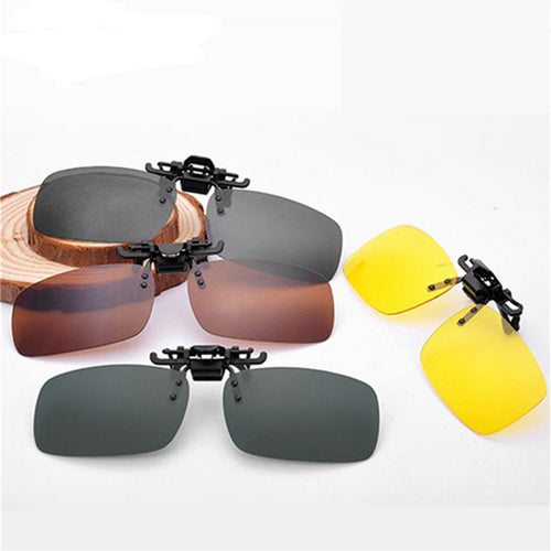 Retro Flip Up Polarized Sunglasses