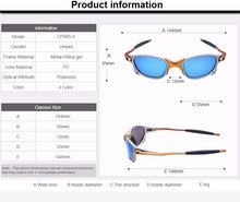 Load image into Gallery viewer, Alloy Frame Sport Riding Eyewear