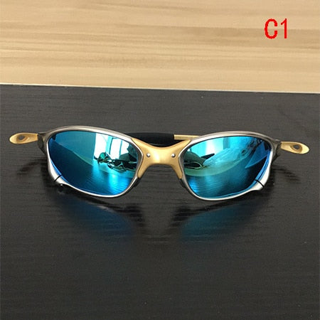 Alloy Frame Sport Riding Eyewear
